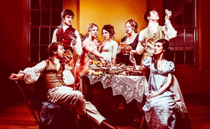 Austentatious is a Regency treat