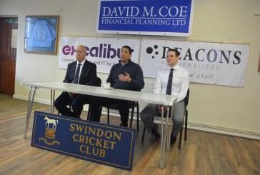 Swindon Cricket Club announce ex-England international as club head coach