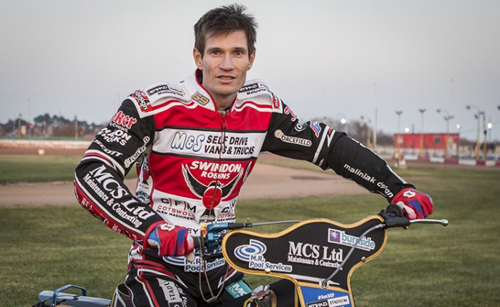 Robins star in great shape