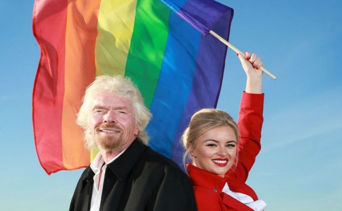Virgin Holidays campaign to tackle discrimination against LGBT travellers