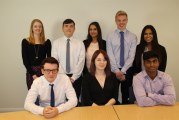 New trainees join successful regional accountancy firm
