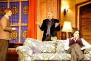 The Play's The Thing :The Mousetrap @ The Wyvern Theatre