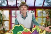 Mr Bloom and his Veggies are heading for Swindon