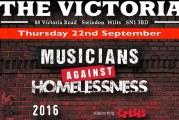 Swindon Musicians Against Homelessness gig