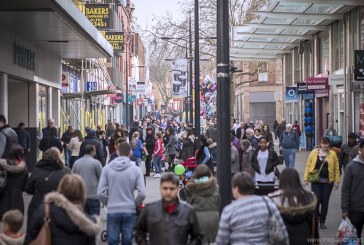 Council's town centre regeneration plans to be showcased
