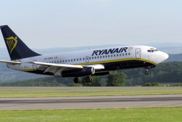 Ryanair cancels up to 50 flights a day for staff to go on holiday