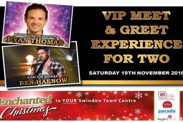 Ben Haenow & Ryan Thomas Meet & Greet Experience for Two