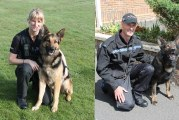 Local dog handlers to compete in Regional Police Dog Trials