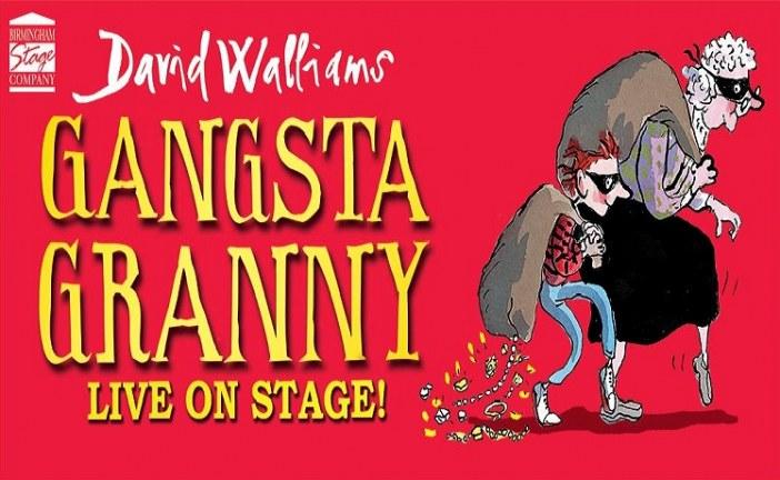 Review: Gangsta Granny @ The Wyvern