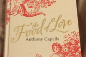 Five Minute Review: The Food of Love by Anthony Capella