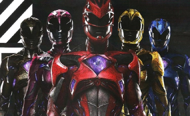What time is it? It's morphin' time…