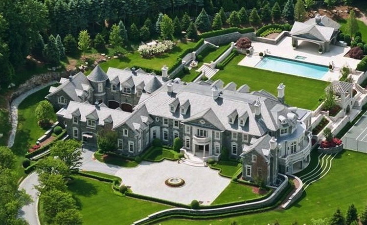 What was the most expensive house sold last year?