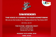 First X Factor, now The Voice comes to town