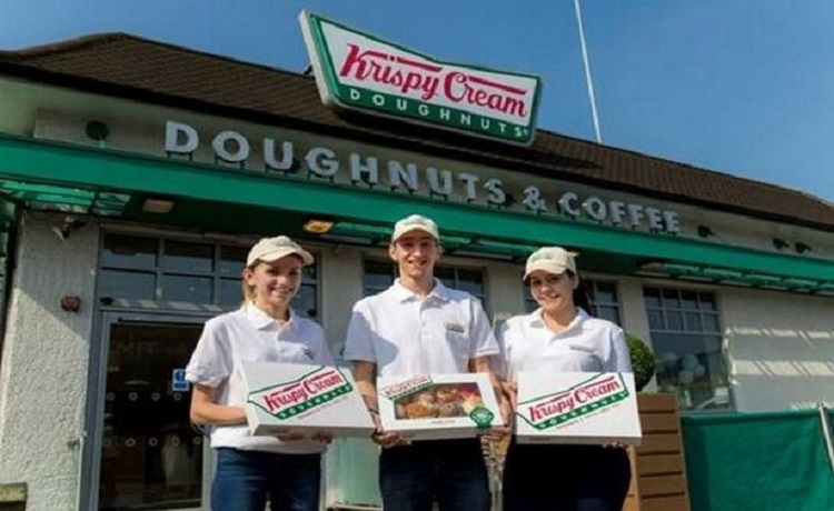 Krispy-Kreme now cream