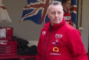 Rosco retains GB managerial spot