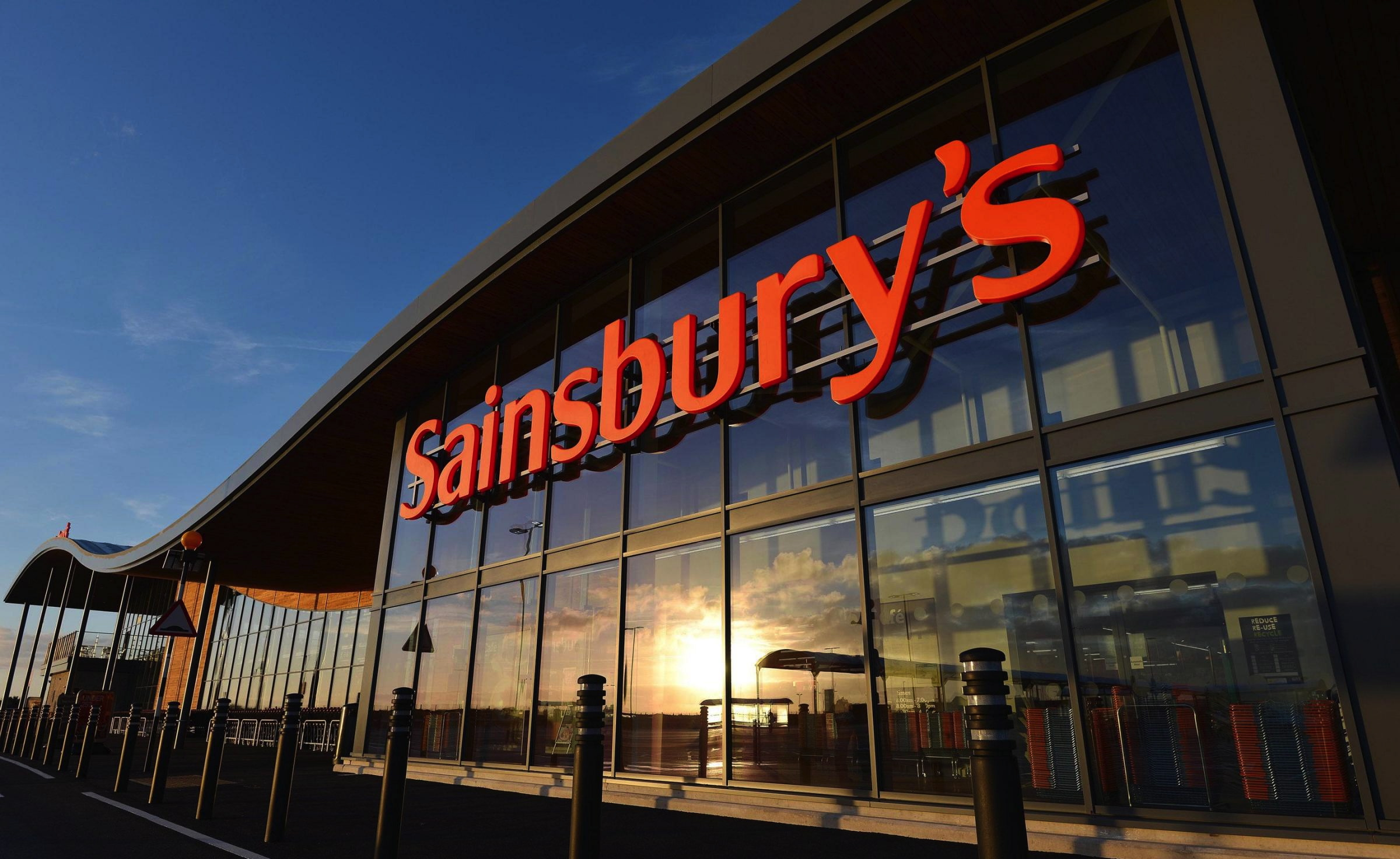 Sainsburys food recall