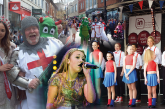 This year's town centre St. George's Day Festival plans