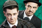 Holmes & Watson: The Farewell Tour by Stuart Forety – The Art Centre, Swindon – Sunday 19th March