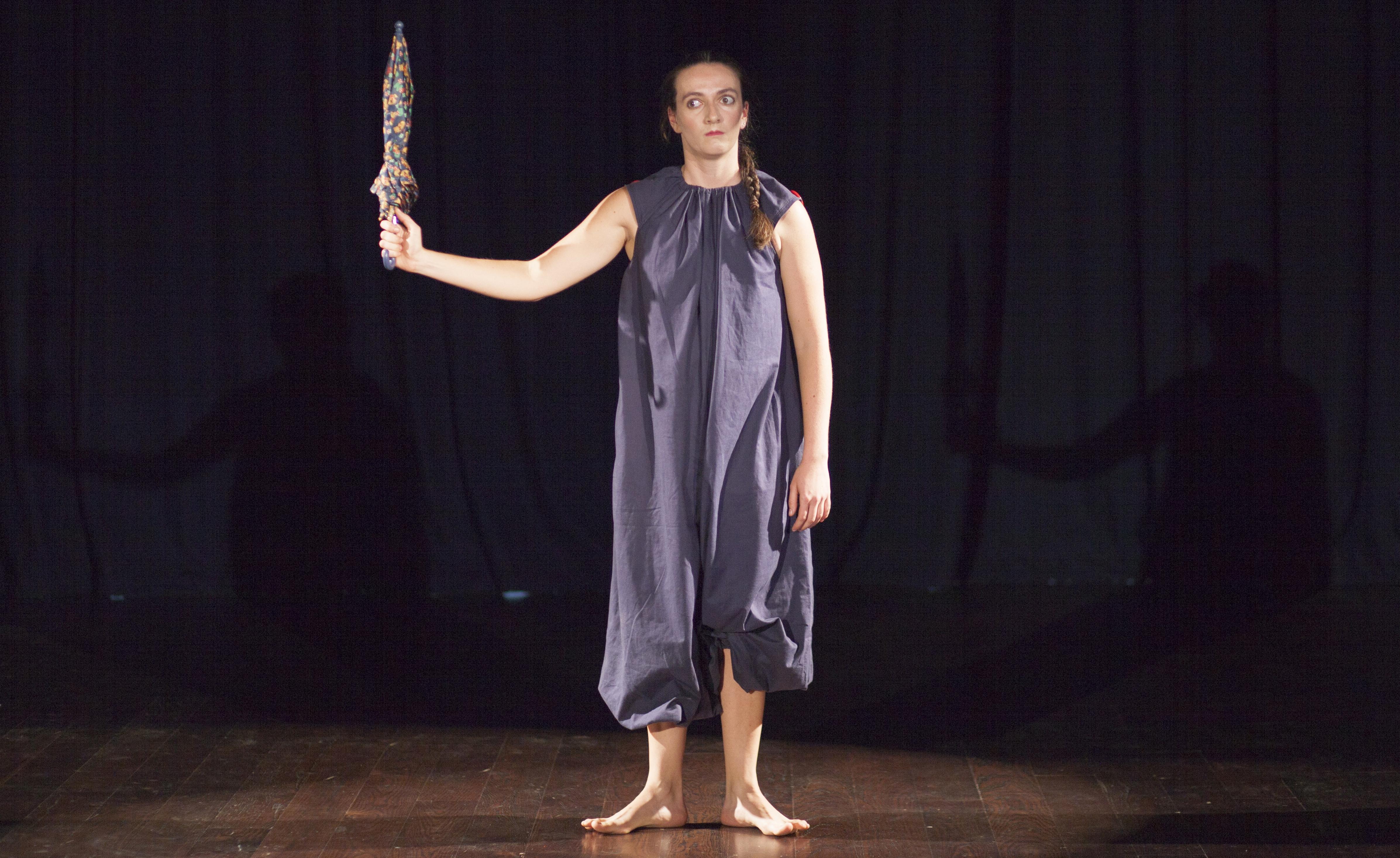 Cinco Coisas - Bianca Bertalot swindon fringe festival