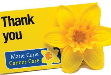 Local MP urges people of Swindon to get behind Marie Curie's Daffodil Appeal
