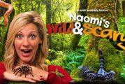 Naomi's Wild & Scary Tour!