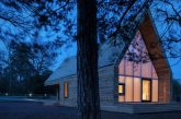 The Wolfson Tree Management Centre at Westonbirt, scoops a most prestigious national award!