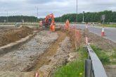 Junction 16road works update