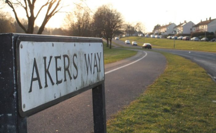 Akers Way reconstruction update