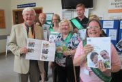 Councillor visits Great Western Hospital to support Learning Disability Week
