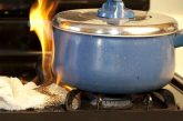 Swindon residents reminded to take care when cooking