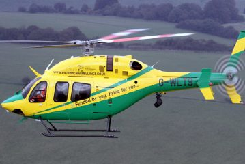 Wiltshire Air Ambulance AGM to provide project update