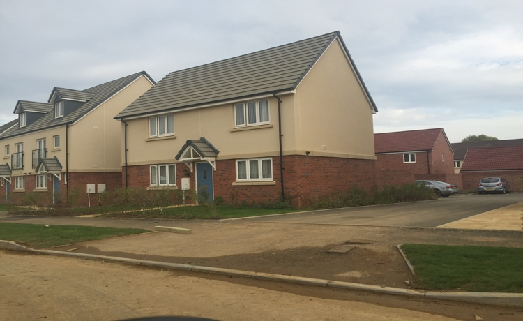 Three months to sell your house in Swindon, quicker if you have a one bed!