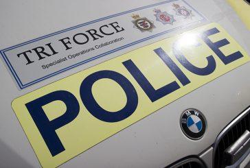 Armed police arrest Swindon teen carrying imitation gun