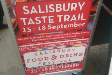 Salisbury Taste Trail returns to the city