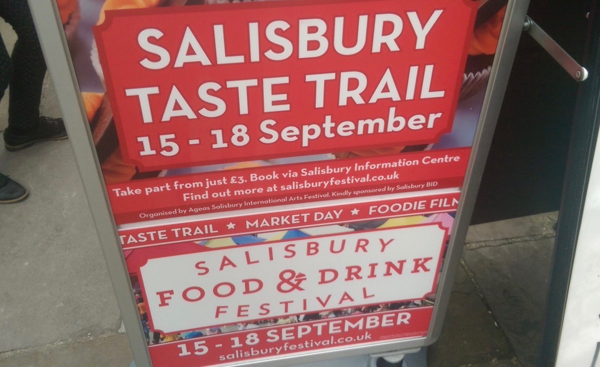 Salisbury Taste Trail returns to the city