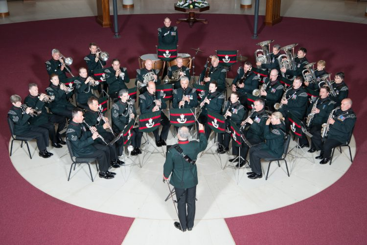 Swindon Young Musicians to play alongside Waterloo Band and Bugles of the Rifles on 18 July
