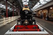 New exhibition at STEAM shows why Swindon's KGV is a true American idol