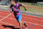 Young sporting star an inspiration to all