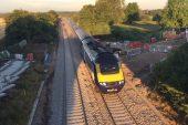 Railway between Chippenham and Swindon reopens