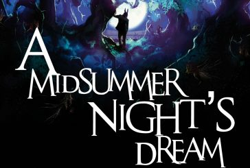 Gatecrash Theatre present A Midsummer Night's Dream – at the Art Centre , Swindon – Friday 28th July