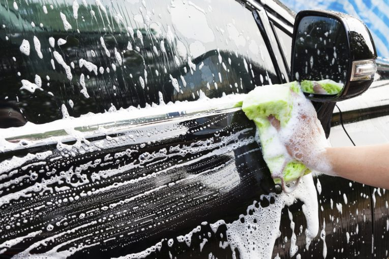 Charity car wash at Calne fire station this Saturday