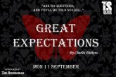 Great Expectations, a chat with Peter Hynds
