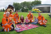 Raise some dough for Wiltshire Air Ambulance