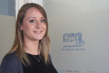 Antonia takes up Deputy Manager role