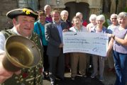 Second grant will open doors for older people