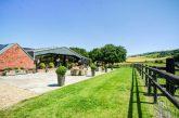Wellington Barn Pledges £10,000 for Air Base Appeal