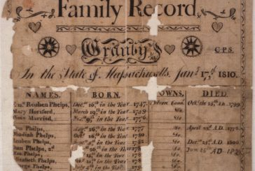 Explore your family history at Central Library