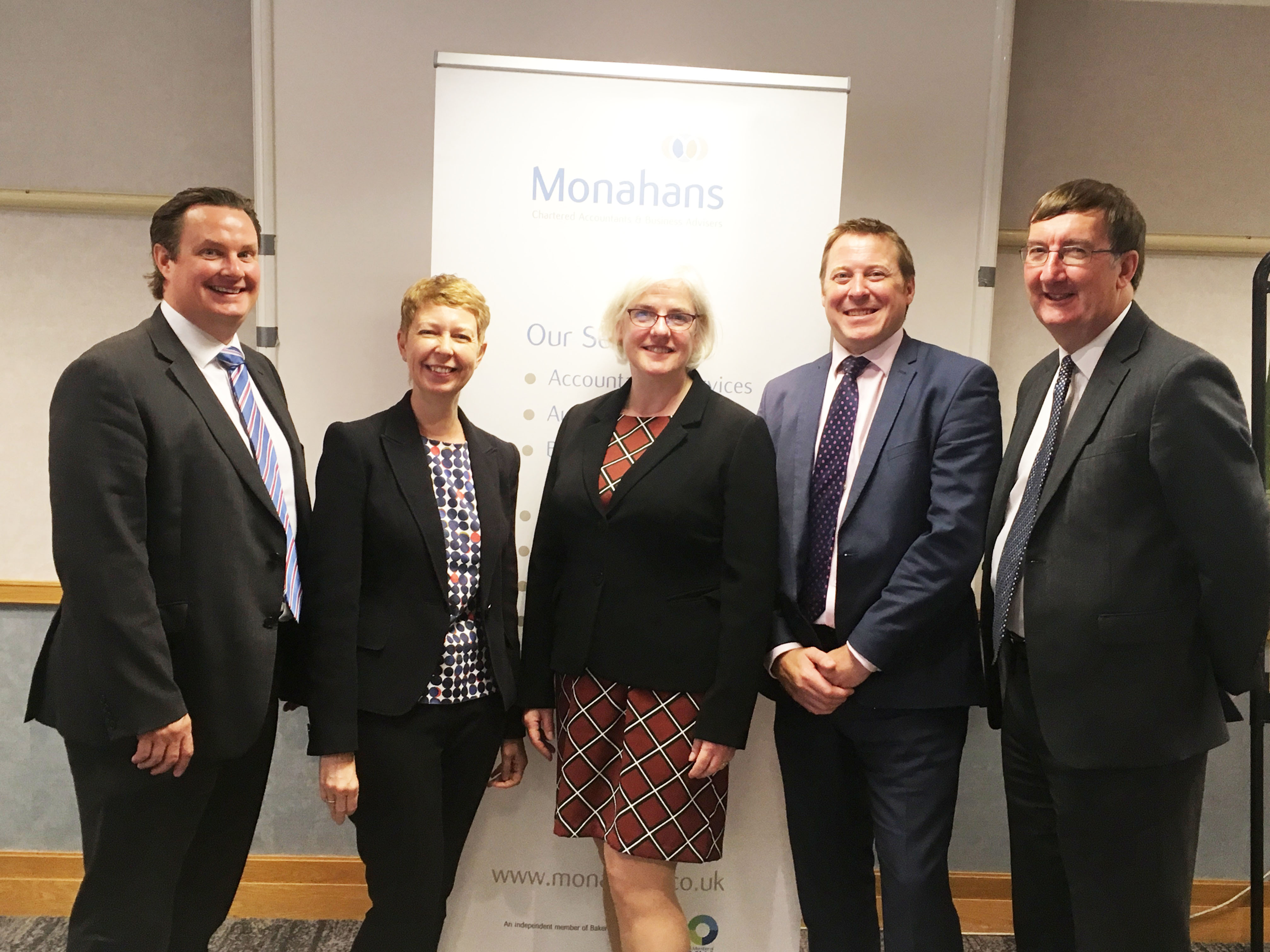 Monahans Bank of England Breakfast returns to give businesses inflation insight