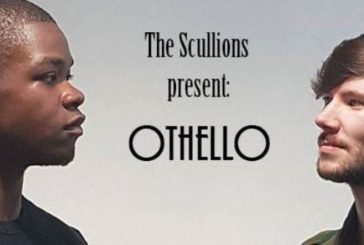 The Scullions present Othello – at the Shoebox Theatre, Swindon – Tuesday 1st August