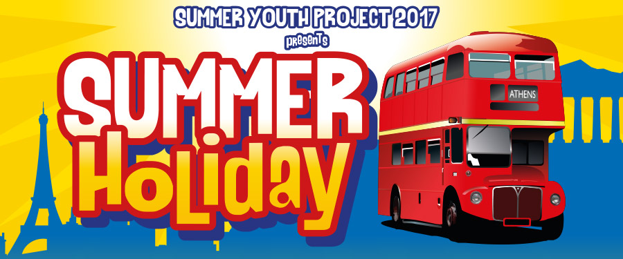 Summer Youth Project's Summer Holiday @ The Wyvern Theatre
